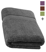 Utopia Towels UT0314 Soft Cotton Machine Washable Extra Large Bath Towel