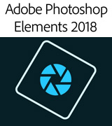 Adobe Photoshop Elements 2018 Easy Photo Editing & Collage Maker
