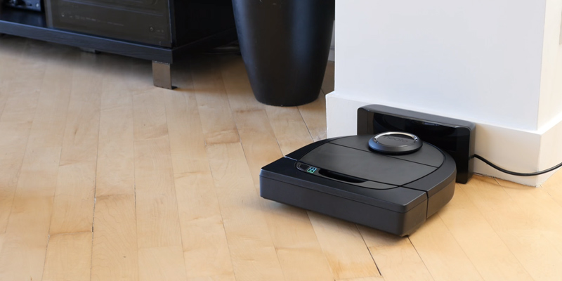 Review of Neato Robotics Botvac D5 Connected Navigating Robot Vacuum