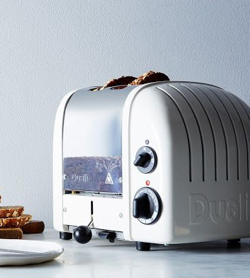 Review of Dualit 40415 4-Slice Toaster
