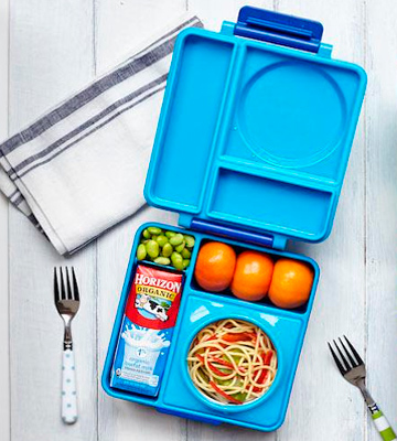 Review of Omie Bento Box for Kids - Insulated Bento Lunch Box