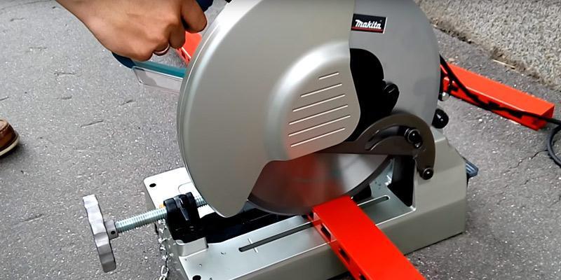 Review of Makita LC1230 Metal Cutting Saw