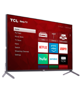 TCL (65R625) 65-Inch 4K QLED TV with HDR and Roku Smart TV (2019 Model)