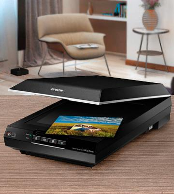 Review of Epson Perfection V600 Flatbed Scanner