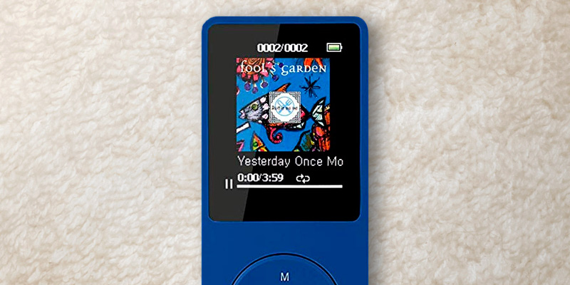 Detailed review of FenQan 8GB MP3 Player