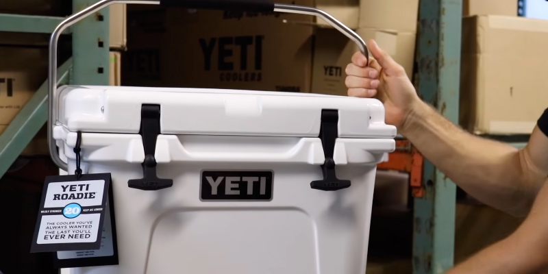 Review of YETI Roadie 20 Cooler