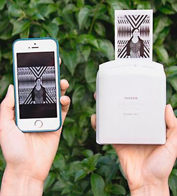 Review of Fujifilm Instax Share SP-1 Smartphone Printer