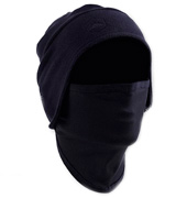 Tough Headwear Helmet Liner Skull Cap Beanie with Ear Covers