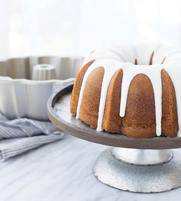 Review of Nordic Ware Bundt Cake Cup