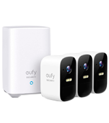Eufy 2C Wireless Home Security System (3-Cam Kit)