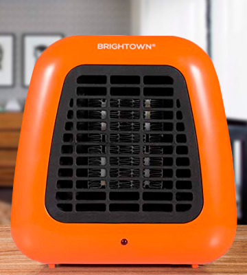 Review of Brightown PTC-002 Personal Ceramic Heater