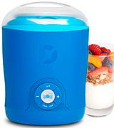 Dash Greek (DGY001BU-SAM) Yogurt Maker