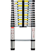 OxGord LDAL-TS02-12-NEW Telescopic Extension Ladder