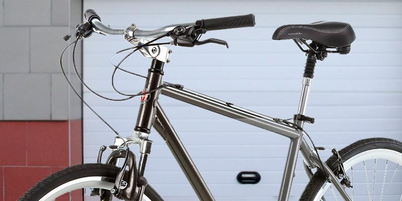 Review of Schwinn Capital 700c Medium frame size Grey
