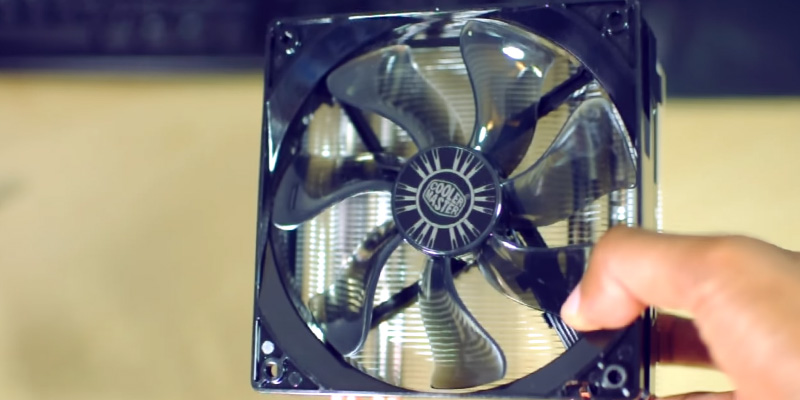 Detailed review of Cooler Master 212 EVO Hyper CPU Cooler