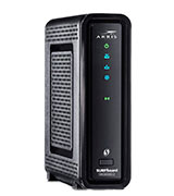 ARRIS SURFboard (SBG6580-2) 8x4 DOCSIS 3.0 Cable Modem/Wi-Fi N600 Dual Band Router