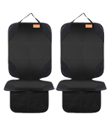 Smart Elf Car Seat Protector 2Pack Seat Protector Protect Child Seats
