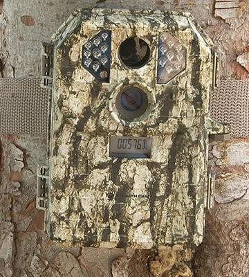 Review of Stealth Cam P18 Trail Camera