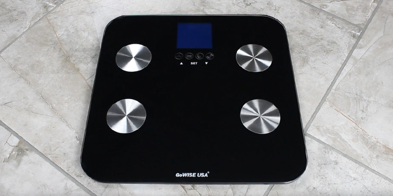 Review of GoWISE USA with FDA approved Fat Scale