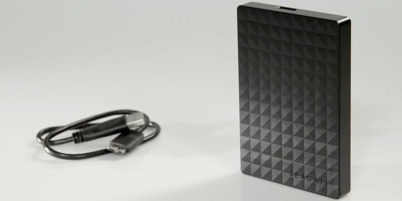 Detailed review of Seagate Expansion Expansion Portable External Hard Drive