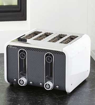 Review of Dualit 46432 4-Slice Toaster