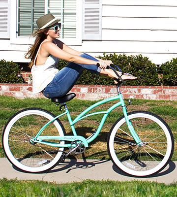 Review of Firmstrong Urban Lady Beach Cruiser Bicycle