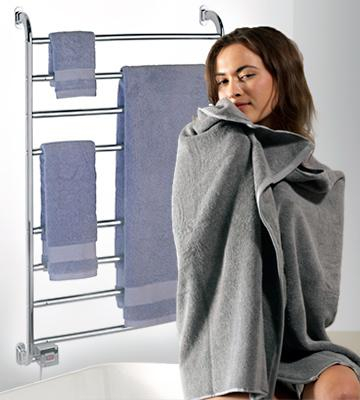 Review of Warmrails HSKC Kensington Wall Mounted Towel Warmer