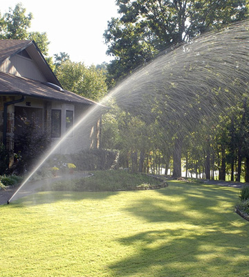 Review of Quick-Snap QSK-74 In-Ground 5-Inch Pop-Up Adjustable Sprinkler