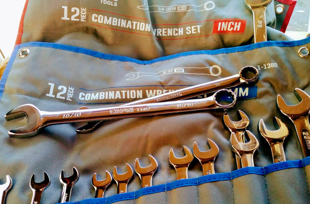 Best Combination Wrenches