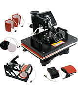 F2C F2C-T31 Pro 6 in 1 Combo Heat Press Machine