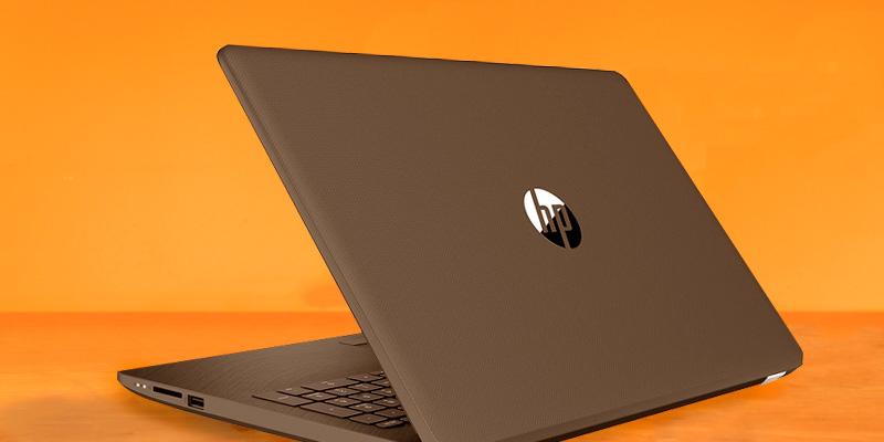 "HP Pavilion 15.6"" Touchscreen HD Laptop (i5-8250U, 8GB DDR4, 2TB HDD) in the use"