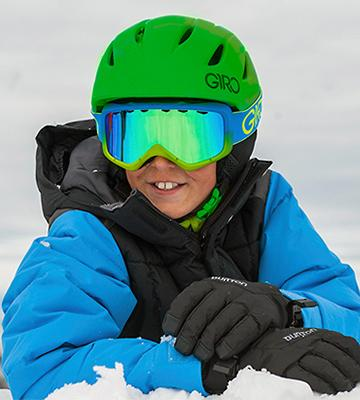 Review of Giro Launch Plus Snow Helmet - Kid's