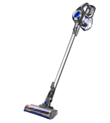MOOSOO M XL-618A Cordless Vacuum 10Kpa Powerful Suction 4 in 1 Stick Handheld Vacuum Cleaner