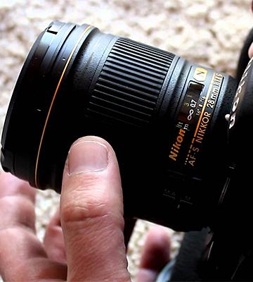 Review of Nikon AF-S FX NIKKOR 28mm f/1.8G Compact Wide-angle Prime Lens