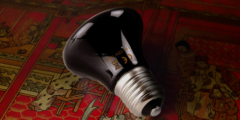 Review of theBlueStone Ceramic Heat Emitter No-Light Infrared Reptile Heat Lamp Bulb