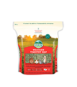 Oxbow Animal Health Western Timothy Hay Food for Small Pets