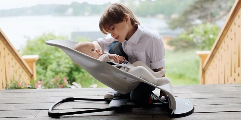 Review of BABYBJORN 005022US Bouncer Balance Soft