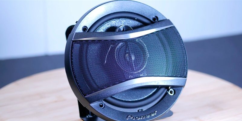 Detailed review of Pioneer TS-A1676R 3-Way Speakers