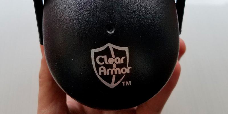 Detailed review of ClearArmor 141001 Safety Ear Muffs Shooters Hearing Protection
