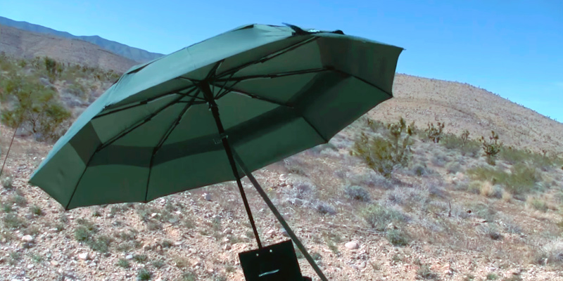 Review of EEZ-Y 58 Inch Portable Golf Windproof Umbrella