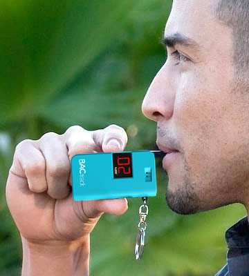 Review of BACtrack BT-KC10 Keychain Breathalyzer Portable