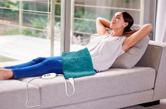 Best Electric Heating Pads to Relieve Muscle Tension