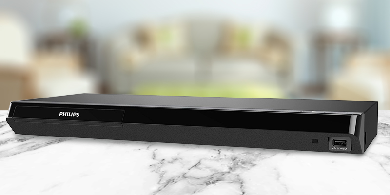 Review of Philips BDP7502 4K Ultra HD Wifi Blu-ray Player