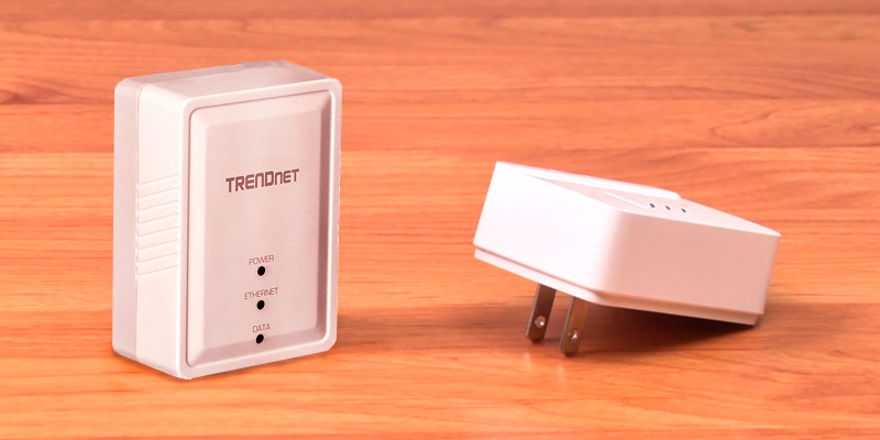 Review of TRENDnet TPL-406E2K 500 AV Mini Network Starter Kit, Includes 2 x TPL-406E Adapters