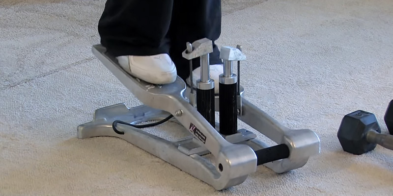 Xiser Commercial Mini Stairmaster in the use