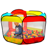 Kiddey 6-sided Ball Pit for Kids Toddlers and Baby