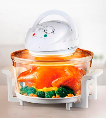 Review of Rosewill R-HCO-15001 Infrared Halogen Convection Oven