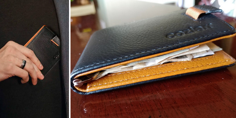 Review of Cozierr Minimalist Wallet