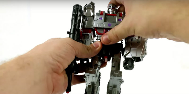 Megatron Generations Combiner Wars Transformer application