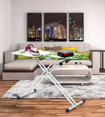 Review of Mabel Home Solid Steam Iron Rest Ironing Board